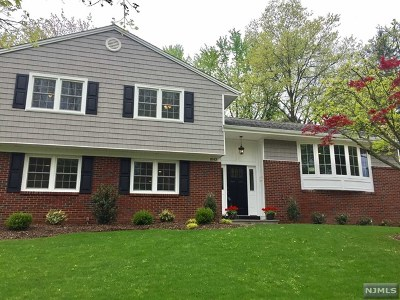 Oradell Single Family Home For Sale: 1043 Soldier Hill Road