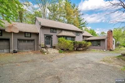 Mahwah Single Family Home For Sale: 1 Pulis Avenue