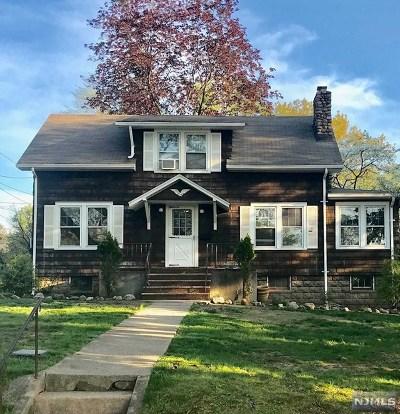 Montvale Single Family Home For Sale: 12 Franklin Avenue