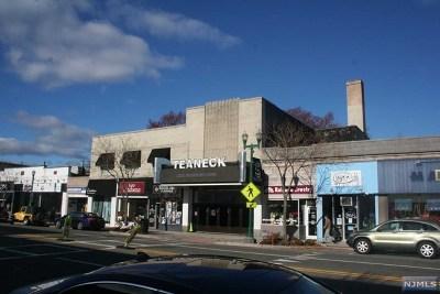 Teaneck Commercial For Sale: 496 Cedar Lane