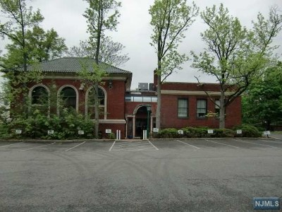 Englewood Commercial For Sale: 71 East Palisade Avenue