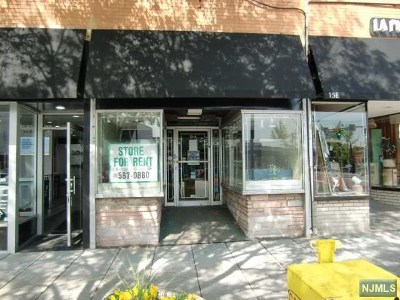 Englewood Commercial For Sale: 13a East Palisade Avenue