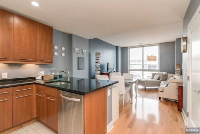 Jersey City Condo/Townhouse For Sale: 201 Marin Boulevard #1305