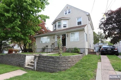 Teaneck Single Family Home For Sale: 46 Genesee Avenue