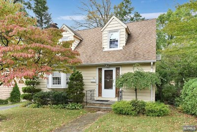 Tenafly Single Family Home For Sale: 75 Floral Terrace