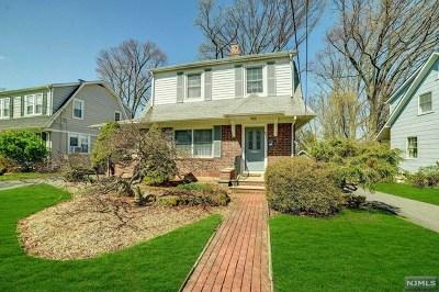 River Edge Single Family Home For Sale: 851 Bogert Road