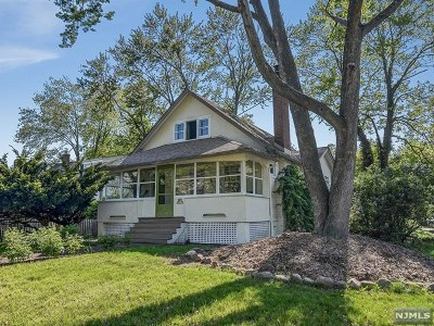 Glen Rock Single Family Home For Sale: 660 Prospect Street
