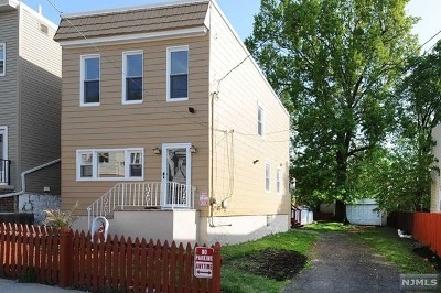 North Bergen Single Family Home For Sale: 1303 85th Street