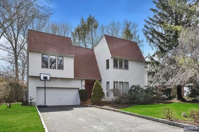 Tenafly Single Family Home For Sale: 6 Norman Place