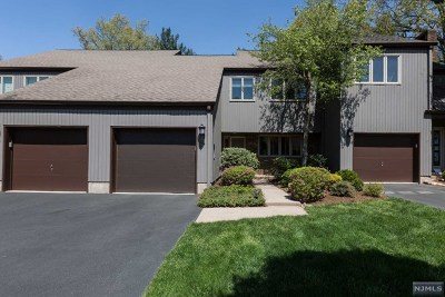 Mahwah Condo/Townhouse For Sale: 14 Indian Field Court
