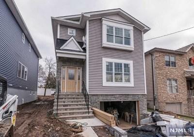 Carlstadt Single Family Home For Sale: 505 Garden Street