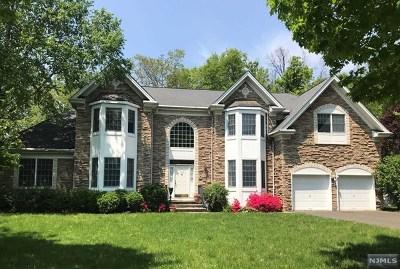 Paramus Single Family Home For Sale: 103 Van Buren Drive