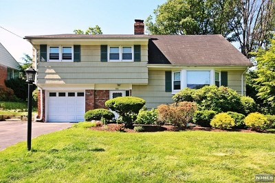 Oradell Single Family Home For Sale: 581 Fletcher Avenue