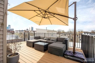 Jersey City Condo/Townhouse For Sale: 397 3rd Street #2