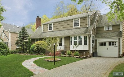 Tenafly Single Family Home For Sale: 79 Palmer Avenue