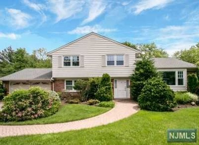 Englewood Cliffs Single Family Home For Sale: 15 Egan Place