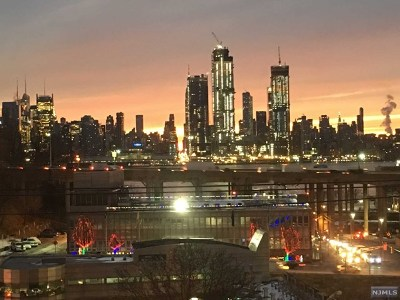 Weehawken Single Family Home For Sale: 335 Park Avenue
