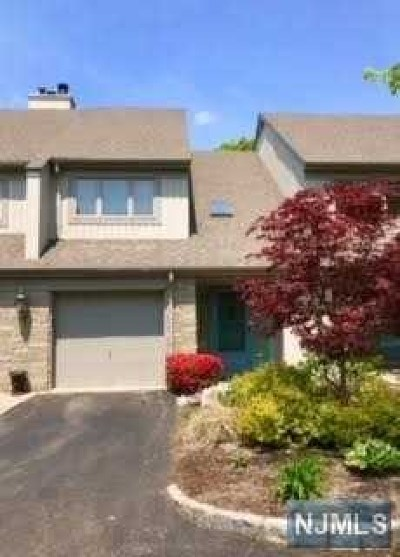 Mahwah Condo/Townhouse For Sale: 596 Apache Court