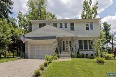 Teaneck Single Family Home For Sale: 600 Ogden Avenue