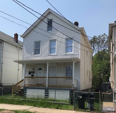 Paterson Multi Family 2-4 For Sale: 69-71 North 11th Street