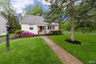 Park Ridge Single Family Home For Sale: 73 Mountain Avenue