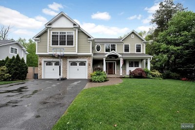 Cresskill Single Family Home For Sale: 270 Brookside Avenue