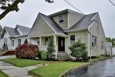 Fair Lawn Single Family Home For Sale: 12-32 Orchard Street