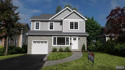 River Edge Single Family Home For Sale: 801 Bogert Road