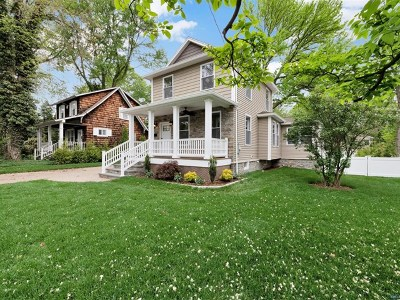 Cresskill Single Family Home For Sale: 166 6th Street