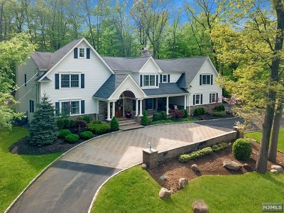 Franklin Lakes Single Family Home For Sale: 620 High Mountain Road