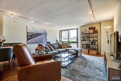 Jersey City Condo/Townhouse For Sale: 700 Grove Street #4d