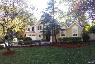 Paramus Single Family Home For Sale: 821 Koman Drive