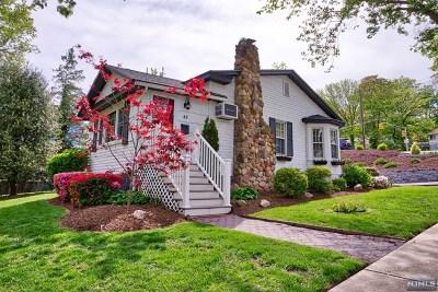 River Edge Single Family Home For Sale: 43 Lincoln Avenue