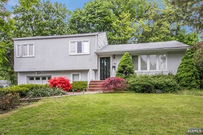 Paramus Single Family Home For Sale: 57 Croton Place