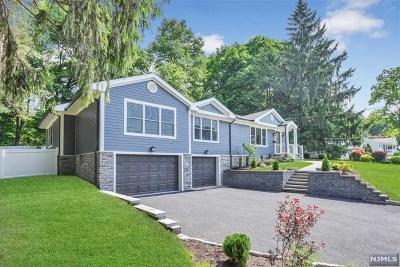 Park Ridge Single Family Home For Sale: 96 Brook Road