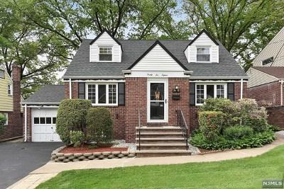 Fair Lawn Single Family Home For Sale: 36-15 Stelton Terrace