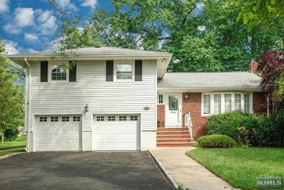 Oradell Single Family Home For Sale: 183 Laurel Drive