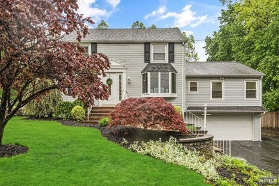 Mahwah Single Family Home For Sale: 19 Strong Street
