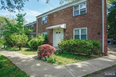 Leonia Condo/Townhouse For Sale: 179a Christie Heights #179a