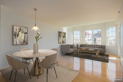 Jersey City NJ Condo/Townhouse For Sale: $420,000