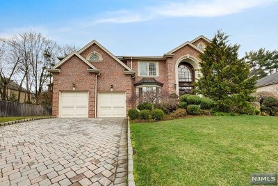 Closter Single Family Home For Sale: 19 Halsey Lane
