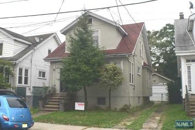 North Bergen Single Family Home For Sale: 8804 5th Avenue