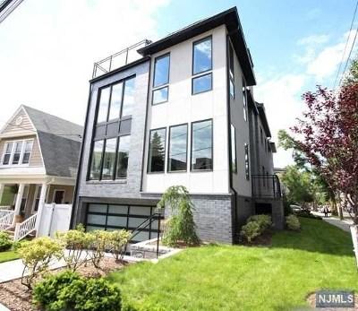 Edgewater NJ Condo/Townhouse For Sale: $1,259,000
