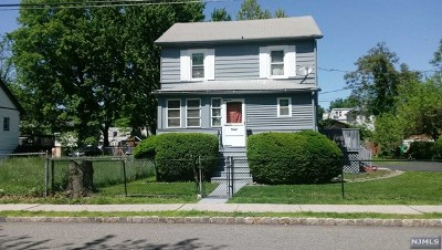 Englewood Single Family Home For Sale: 195 1st Street