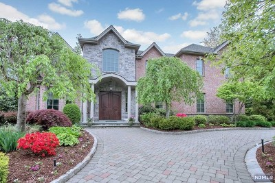 Englewood Cliffs Single Family Home For Sale: 11 Priscilla Lane