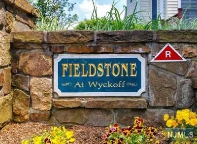 Wyckoff NJ Condo/Townhouse For Sale: $799,900