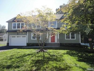 Saddle Brook Single Family Home For Sale: 160 North Leswing Avenue