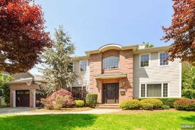 Tenafly Single Family Home For Sale: 49 Leonard Avenue