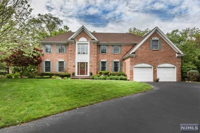 Montvale Single Family Home For Sale: 10 McGuire Court