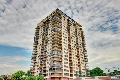 Edgewater Condo/Townhouse For Sale: 1203 River Road #19m